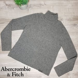 Abercrombie & Fitch XL cotton and wool blend